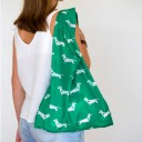 Barchy Dachshund Shopping Bag