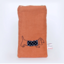 Darling Dachshund phone/glasses/camera cosy
