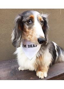 Bandana Deaf