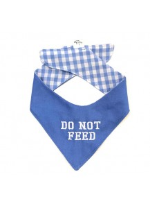 Bandana Do Not Feed