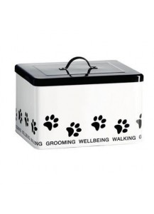 Pet Accessories Storage Tin