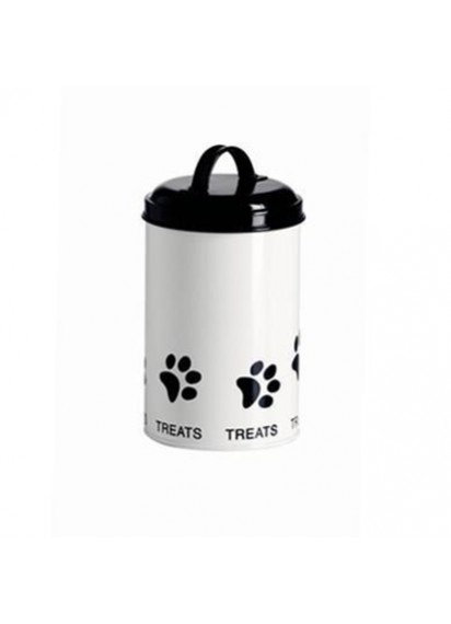 Pet Treats Storage Tin