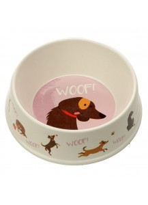 Catch Patch Woof Dog Bowl