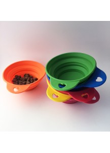 Mini Bend-a-bowl travel bowl