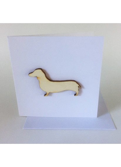 Sausage Dog gift card