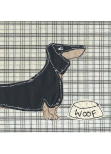 Darling Dachshund Card