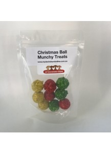Christmas Ball Munchy Treats