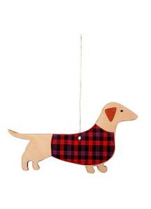 Larry Long Dog decoration