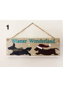 Wiener Wonderland sign
