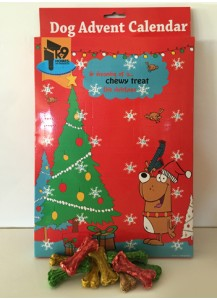 Christmas Advent Calendar for dogs