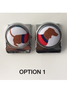 Dachshund magnet sets - large