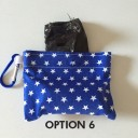 Poo bag holder pouch