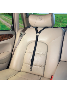 Car Seatbelt Headrest Restraint