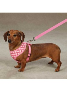 East Side Collection Dog Harness - pink
