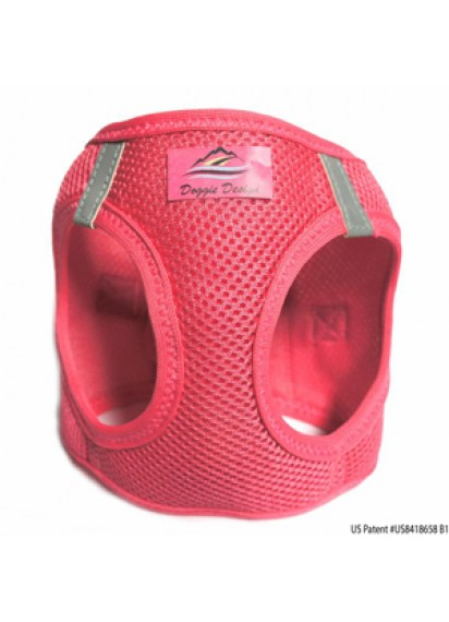American River Ultra Choke Free Dog Harness - pink