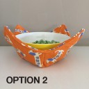 Bowl Cozy for hot or cold food