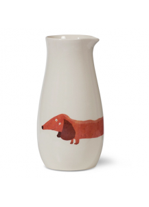 Long Dog Pouring Jug