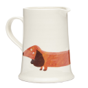 Long Dog Useful Jug