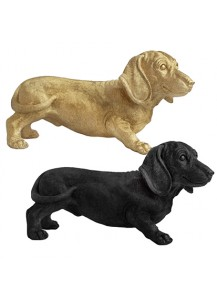 Dachshund money bank