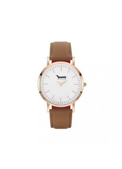 Doxie Watch - tan band
