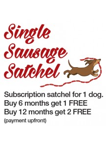 Single Sausage Satchel International