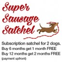 Super Sausage Satchel