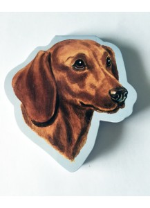 Dachshund sticky notes