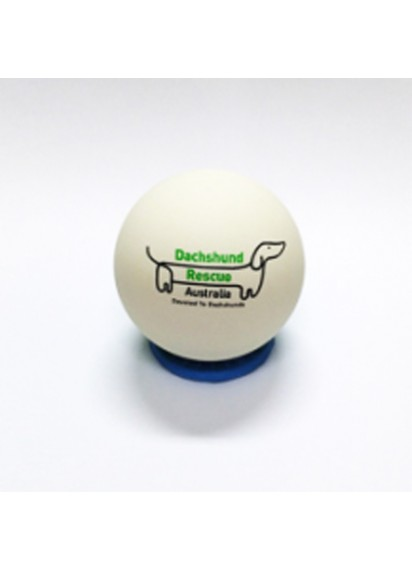 Dachshund Rescue Australia Rubber Ball