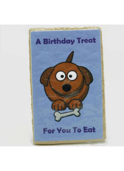 Edible Birthday Card