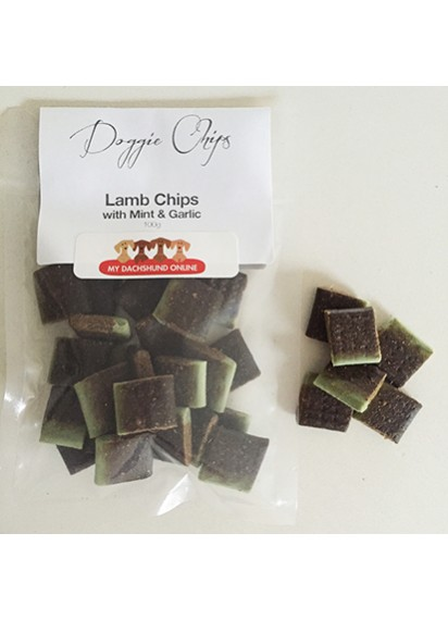 Doggie Chips - Lamb