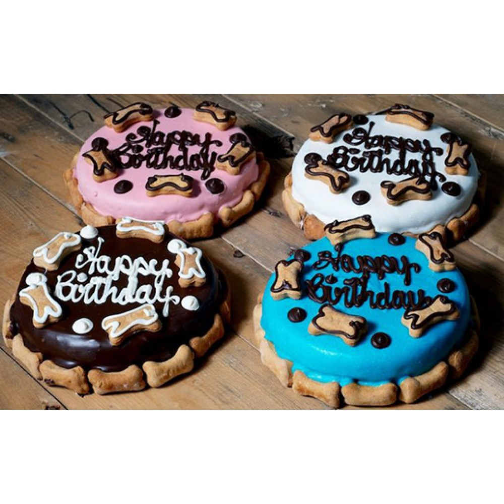 Doggie Birthday Cake Kit