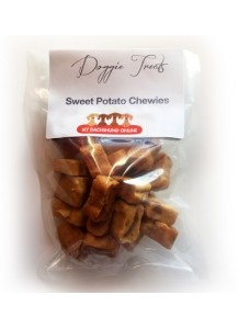 Doggie Treats - Sweet Potato Chewies