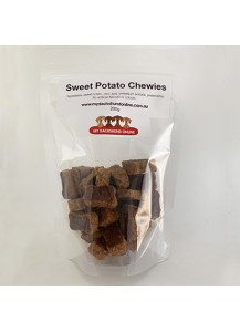 Sweet Potato Chewies