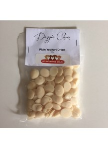 Doggie Chocs - plain yoghurt drops