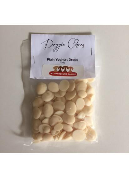 Doggie Chocs - plain yoghurt drops